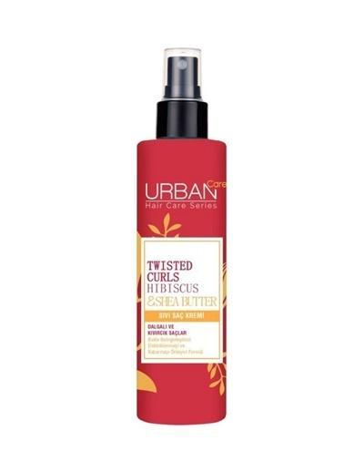 Urban Care Hibiscus Ve Shea Yağı İçeren Bukle Belirginleştirici Sıvı Saç Bakım Kremi 200 Ml Renksiz